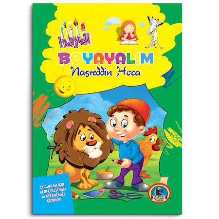 Karatay Nasreddin Hoca Boyama 10 Kitap N11com