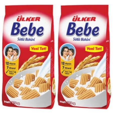 996d4f87149 Ülker Bebe Bisküvi 172 Gr 2 Adet - n11.com