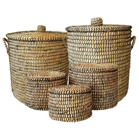 Çamaşır Sepetlerinde Kullanılan Malzemeler
