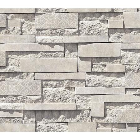 Taş Desenli Duvar Kağıdı Modelleri Fiyatları Nelerdir?