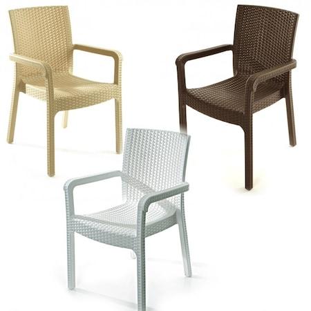 Kullanışlı Bahçe Sandalyesi Modelleri