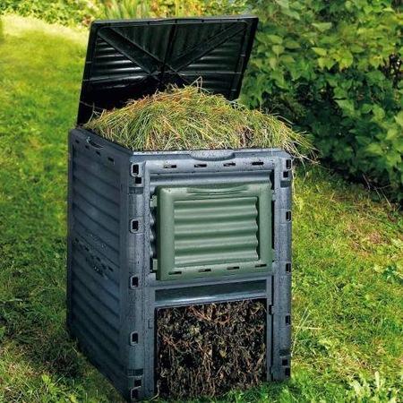 Slimline Termo Komposter Gubre Yapma Sandigi N11 Com