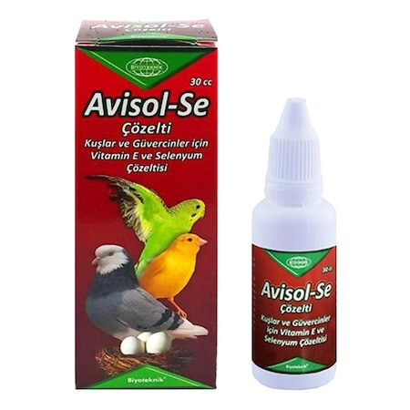 Kuşunuz için Bakım Malzemeleri