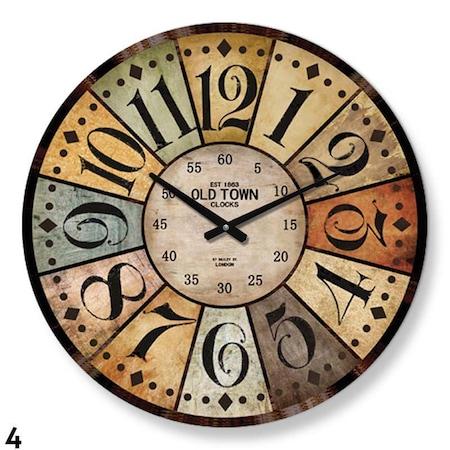 Duvar Saati Modelleri Evlerinize Işıltı Katıyor