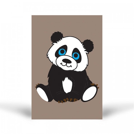 Panda 1 Tuz Boyama N11com