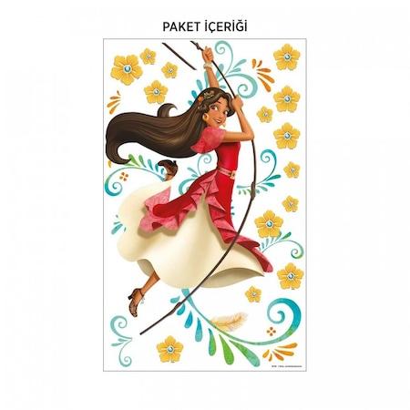 Prenses Elena 95x75 Cm Duvar Sticker N11com