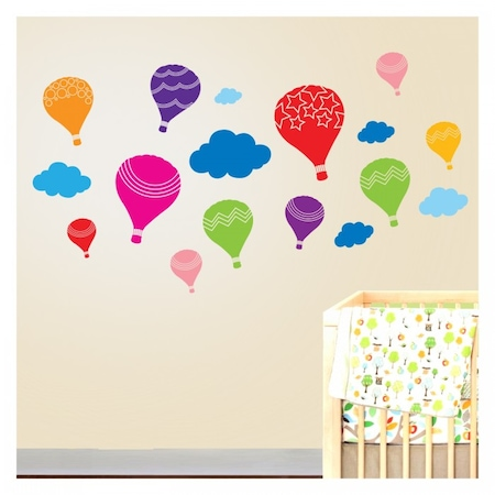 Balon Duvar Sticker Modelleri Fiyatları N11com