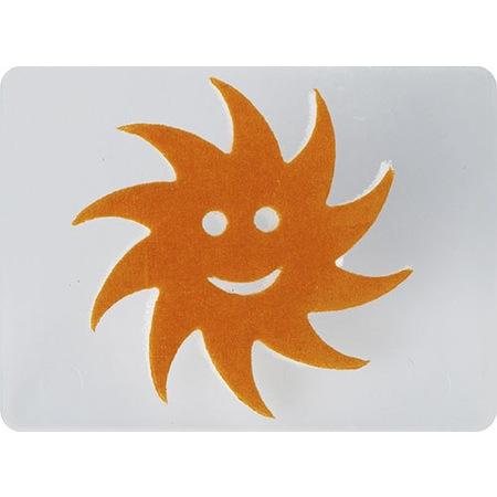 Küçük Güneş Duvar Boya Baskısı N11com