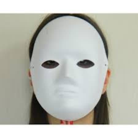 Beyaz Maske Boyama örnekleri Bahattinteymuriom