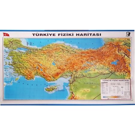 Türkiye Fiziki Haritası Kırtasiye Ofis N11com