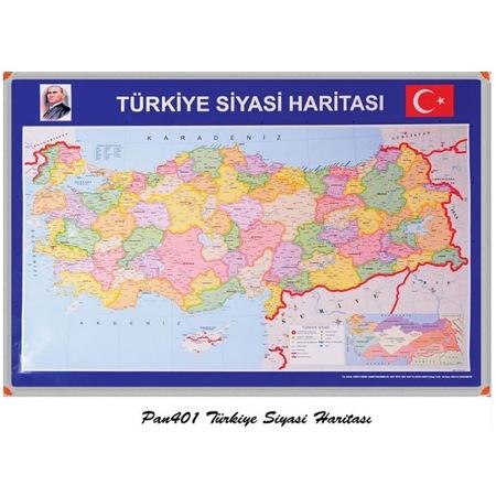 Türkiye Haritası Kırtasiye Ofis N11com