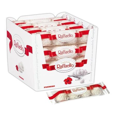 424101394fbd0 Raffaello Ferrero Raffaello 16 X 4'lü Paket - n11.com