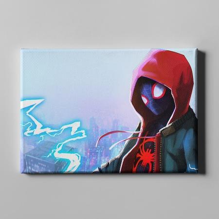 Spiderman Tasarımlı Kanvas Tablo N11com