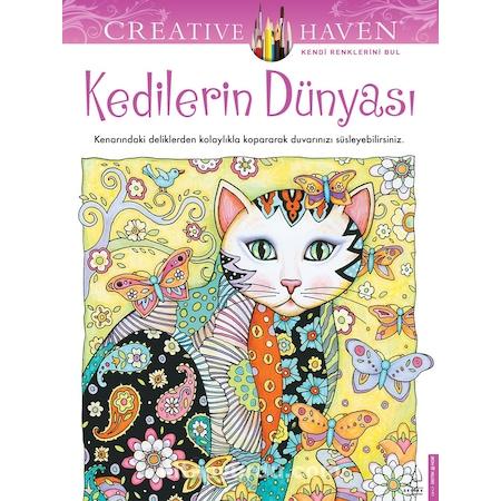Kedi Boyama Kitabı Kedili Boyama Kitabı N11com