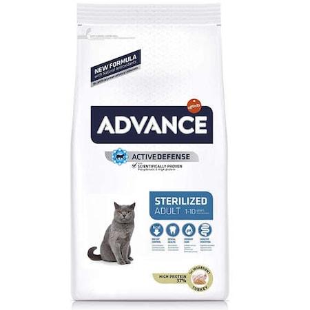Advance Balıklı Kedi Maması