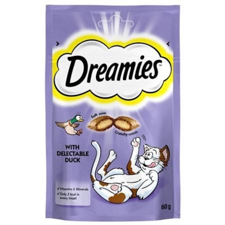 Dreamies Kedi Maması Besleyici ve Lezzetlidir