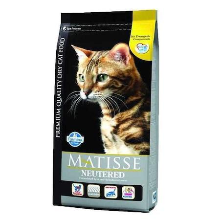 Farmina Kedi Maması Yüksek Besin Değeri Sunar