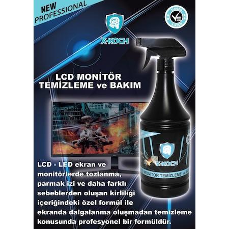 Lcd - Led Monitor Cam Temizleme Ve Bakım Spreyi X-koch - 1lt - n11.com