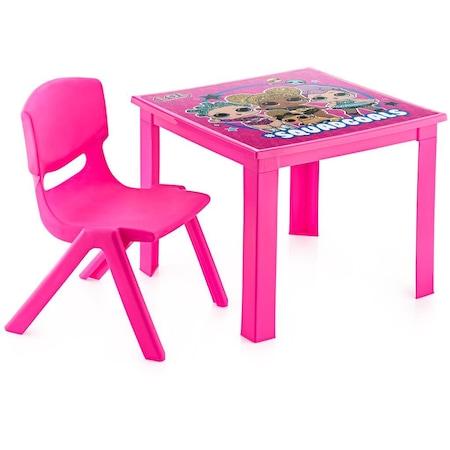 Bebek Masa ve Sandalyelerine Erişim