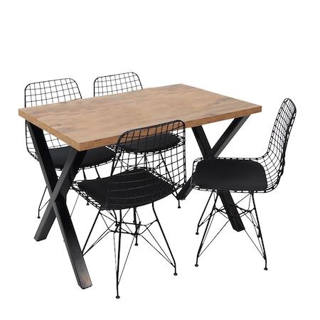 Balkon ve Bahçeler İçin Masa Sandalye Takımı