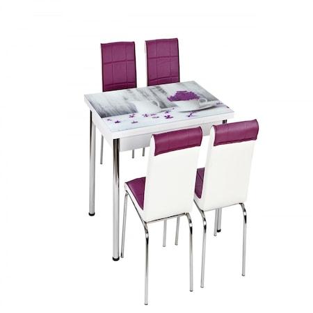 Mutfak Masası Tamamlayıcısı Sandalyeler