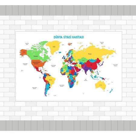 Dünya Haritası N11com 4060