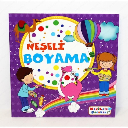 Mavi Lale Kare Boyama Kitabi No 2 N11 Com