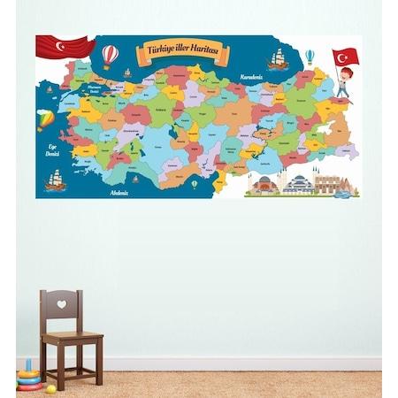Türkiye Iller Haritası N11com