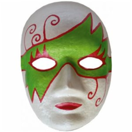 Karton Maske Boyama N11 Com