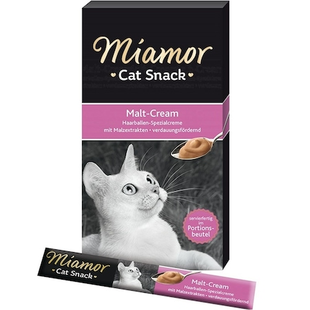 Miamor Cream Malt Kedi Ödülü 6x15 Gr