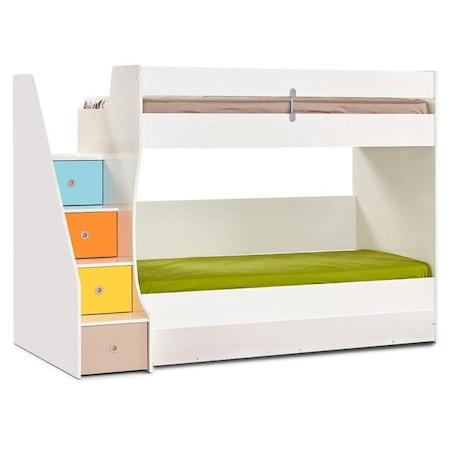 Küçük Odalar İçin Ranza Modelleri