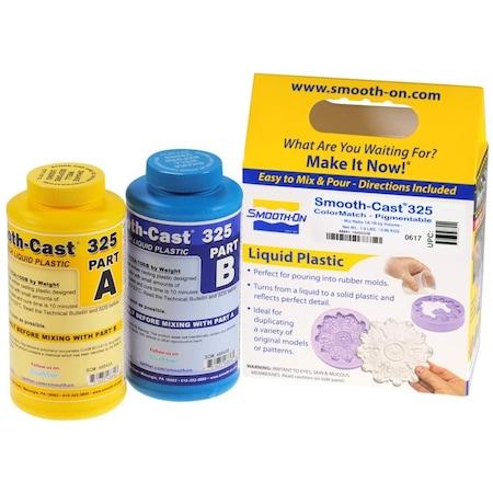 Smooth Cast 325 Sıvı Plastik Döküm Reçinesi 0 86 Kg Fiyatları Ve özellikleri