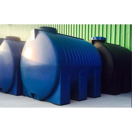 2 tonluk polietilen 3 katmanli su deposu