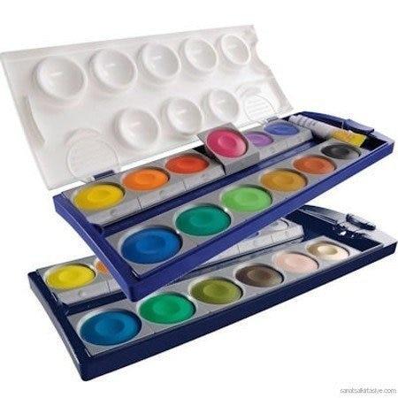 Pelikan Suluboya 24 Renk 735 K-24 Fiyatları ve Özellikleri