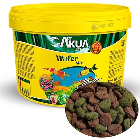 ArtAkua Wafer Mix Vatoz Dip Balık Yemi (Bölme) Fiyatları ve Özellikleri