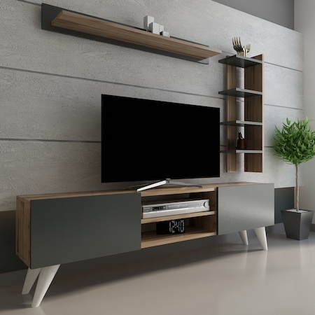 TV Ünitesi Boyutları ve Dekorasyon Alternatifleri