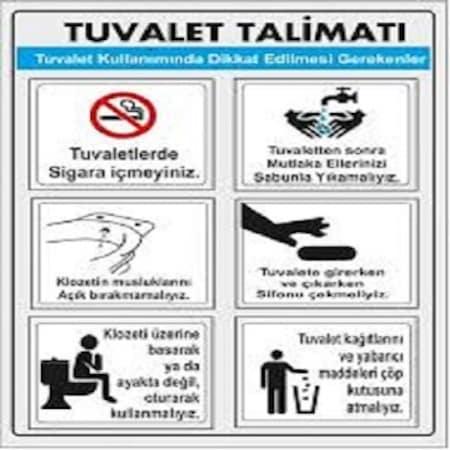 Tuvalet Uyarı Ve Ikaz ürünleri N11com