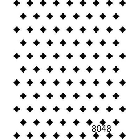 Geometrik Desen Stencil Boyama şablonu N11com