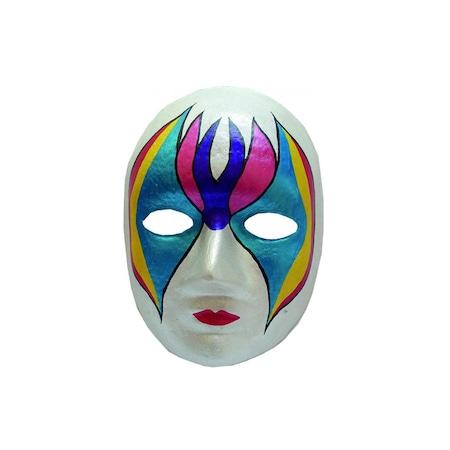 Kumtoys Karton Maske Boya Hediyeli 5308 N11com