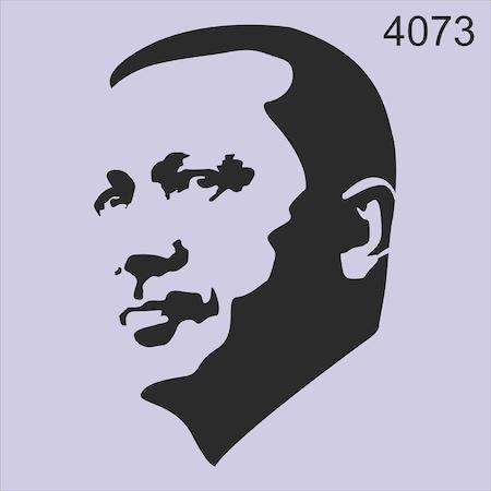 Recep Tayyip Erdoğan Stencil Ahşap Boyama şablonu N11com