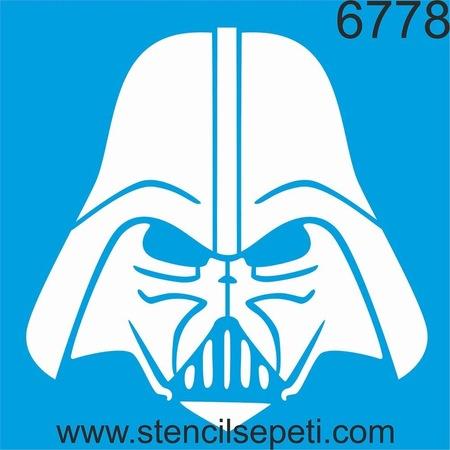 Star Wars Stencil Ahsap Boyama Sablonu N11 Com