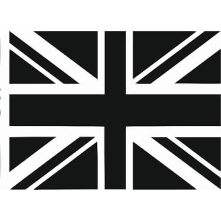 Union Jack Ingiliz Bayrağı Stencil Boyama şablonu N11com