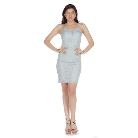 b16861f099c13 Ip Askılı 2019 Abiye & Gece Elbise Modelleri - n11.com