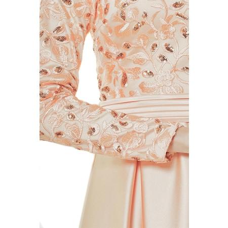 61b8094bd94c9 Fashion Night Abiye Elbise-somon 2145-73 - n11.com