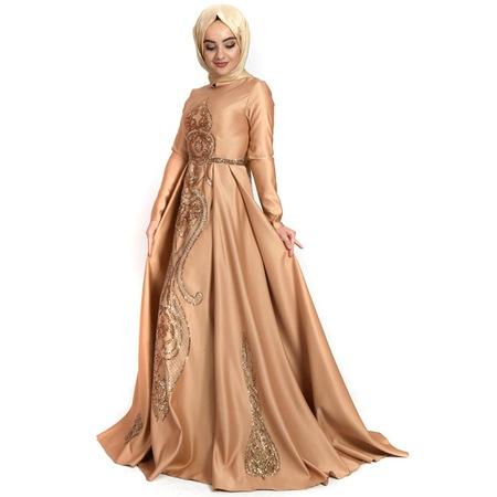 64b26c204204e Beden Abiye 2019 Abiye & Gece Elbise Modelleri - n11.com - 40/50