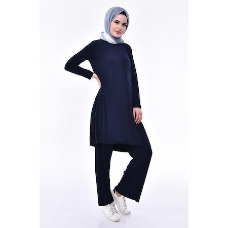 675b183905674 Dizde Abiye Elbiseler 2019 Tesettür Elbise & Tunik Modelleri - n11.com