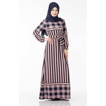 352ef3e4f7b36 2019 Tesettür Abiye Elbise Modelleri & Fiyatları - n11.com