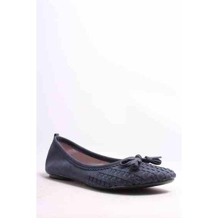 Engin E-273 Kadın Fiyonklu Spor Babet Ayakkabı