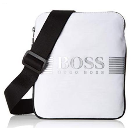 Boss Herren Erkek Omuz çantası Beyaz N11com