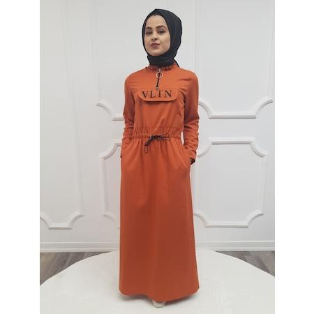 3dbc873cb60aa 2019 Tesettür Elbise & Tulum Modelleri - n11.com - 42/50